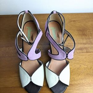 Anthropologie Shoes - Anthropologie Plume by Faryl Robin Heels Shoes 9.5